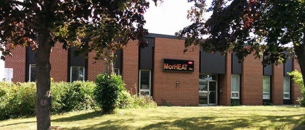 MPI Morheat factory in Toronto, Canada