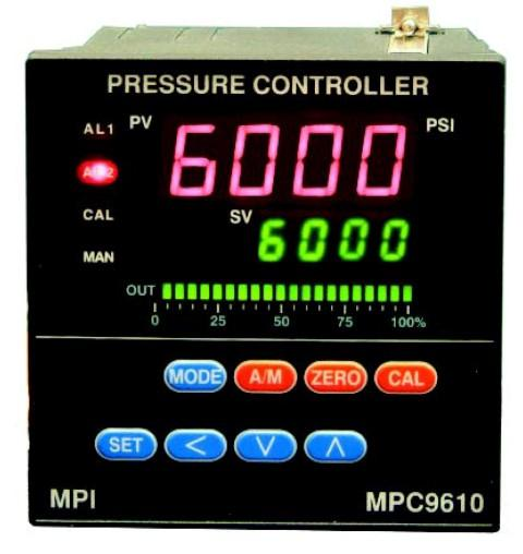 MPC9610 - Melt Pressure controllers with alarms