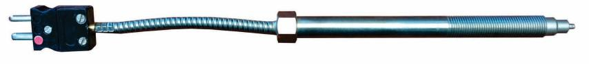 A400 Fixed Melt Bolt T/C and RTDs
