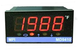 MD9410 T/C-J/K Indicator, 1/8DIN, 2output, 24V-excitation, 85-265VAC