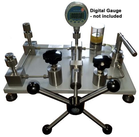 Melt pressure transducer and transmitter calibrations