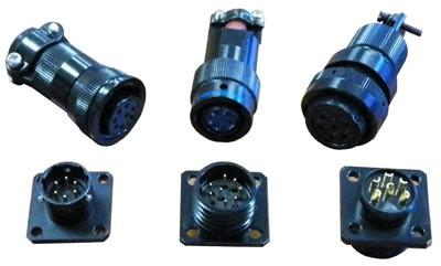 MPI melt pressure transducer and transmitter connectors
